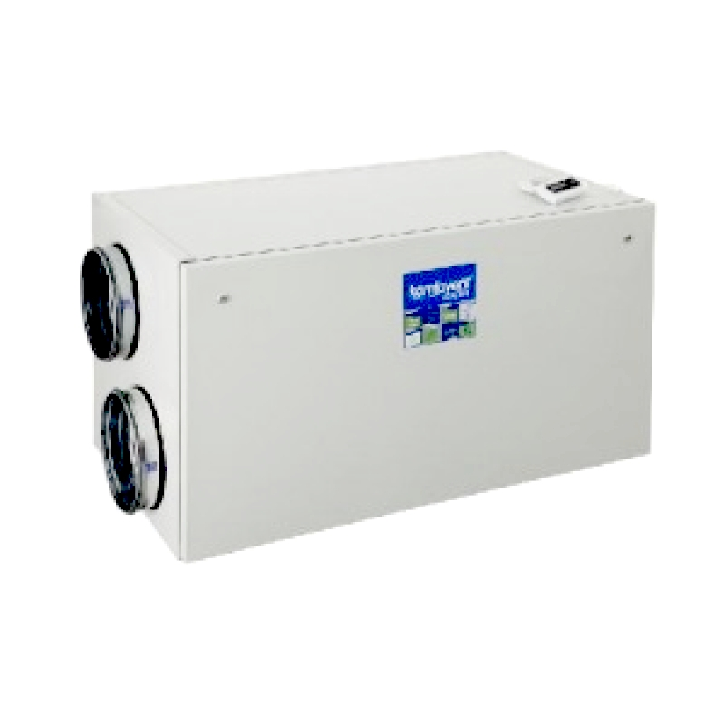 приточно-вытяжная установка komfovent kompakt rego 700 hw-ec