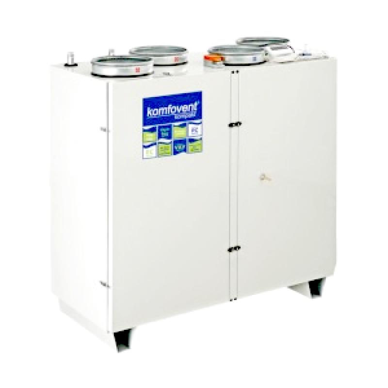 вентиляционная установка komfovent recu 1200 vw-ec
