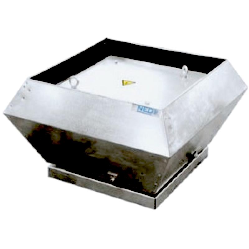 крышный вентилятор ned vrk 90/56-6d