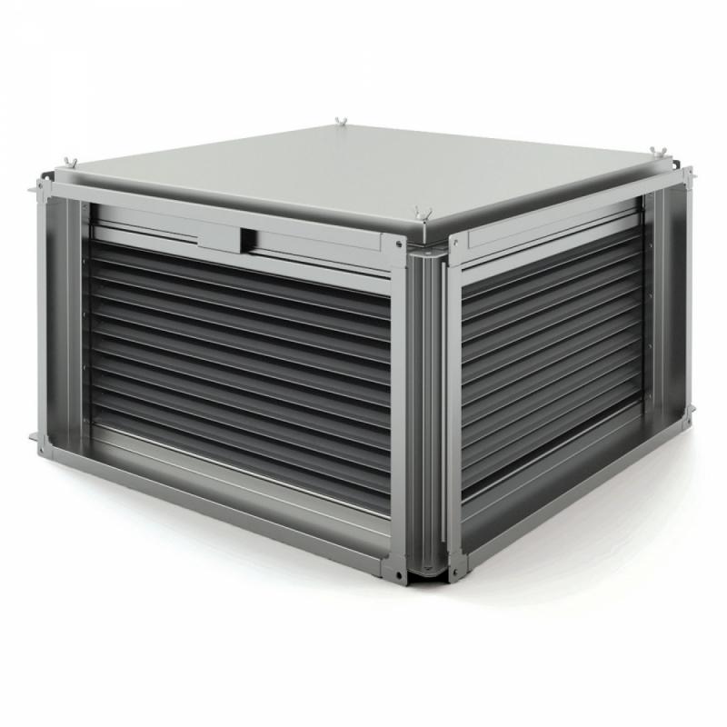 Пластинчатый рекуператор Korf PR 80-50