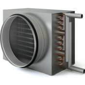 Водяной воздухонагреватель Korf WWK 160/2