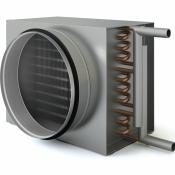 Водяной воздухонагреватель Korf WWK 250/2